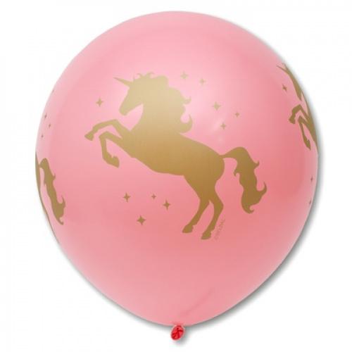 Большой шар с Единорогом