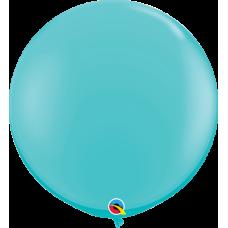 Шар бирюзовый 95 см