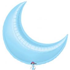 Большой шар Месяц голубой