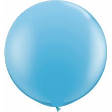 Большой шар голубой