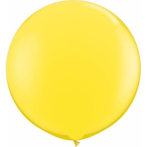 Шар желтый 95 см