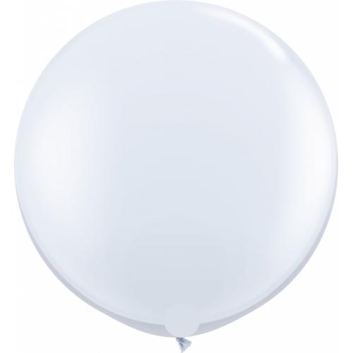 Шар белый 95 см