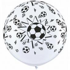 Большой шар футбольный