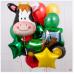 Букет из шаров Корова
