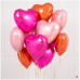 Букет из шаров сердца для нее