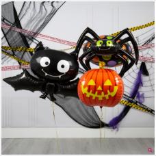 Сет из шаров хеллоуин