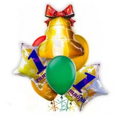 Букет из шаров Колокольчик
