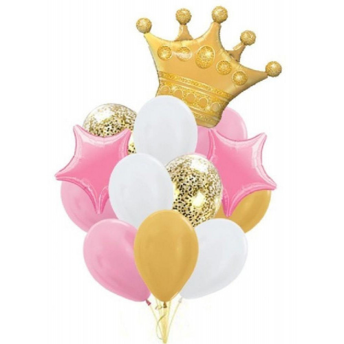 Букет из шаров Королева