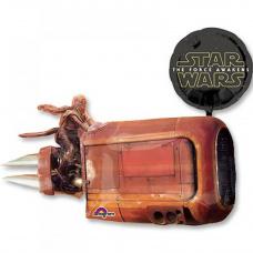 Фольгированный шар Звездные войны 7 CRUISER