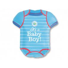 Фольгированный шар Боди для малыша