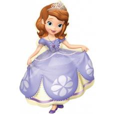 Фольгированный шар Принцесса София