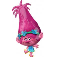 Фольгированный шар Розочка