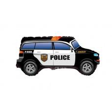 Фольгированный шар полицейский джип