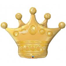 Фольгированный шар Корона