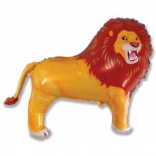 Фольгированный шар Лев