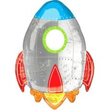Фольгированный шар Ракета