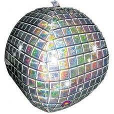 Фольгированный шар Диско