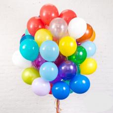 Акция ! 25 шаров + доставка бесплатно