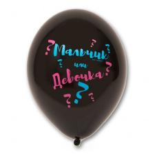 Воздушный шар Мальчик или Девочка?