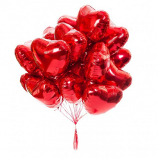Букет из сердец для любимой