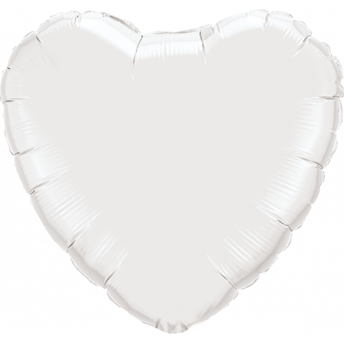 Шар сердце Белое