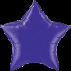 Шар звезда Фиолетовая