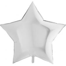 Большая звезда серебро